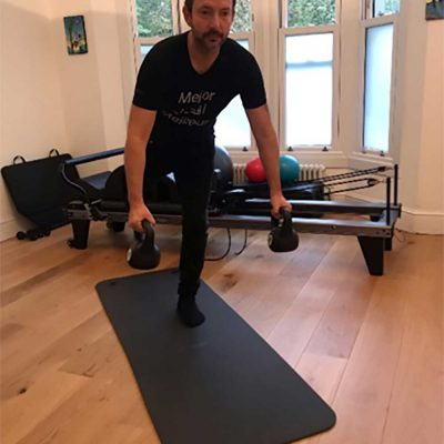 Pilates for runners in Dulwich